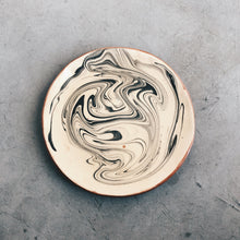 Load image into Gallery viewer, Marbled Swirl Ceramic Dish