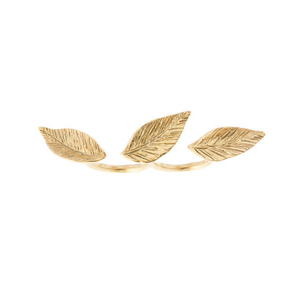 Leaves Ring - Giulia Barela Gioielli/Jewlery