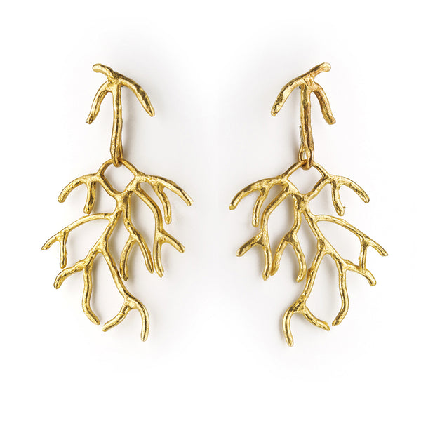 Earrings Salix