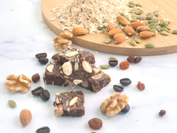 Granola Oat-Nougat With Coffee & Walnuts (120g)