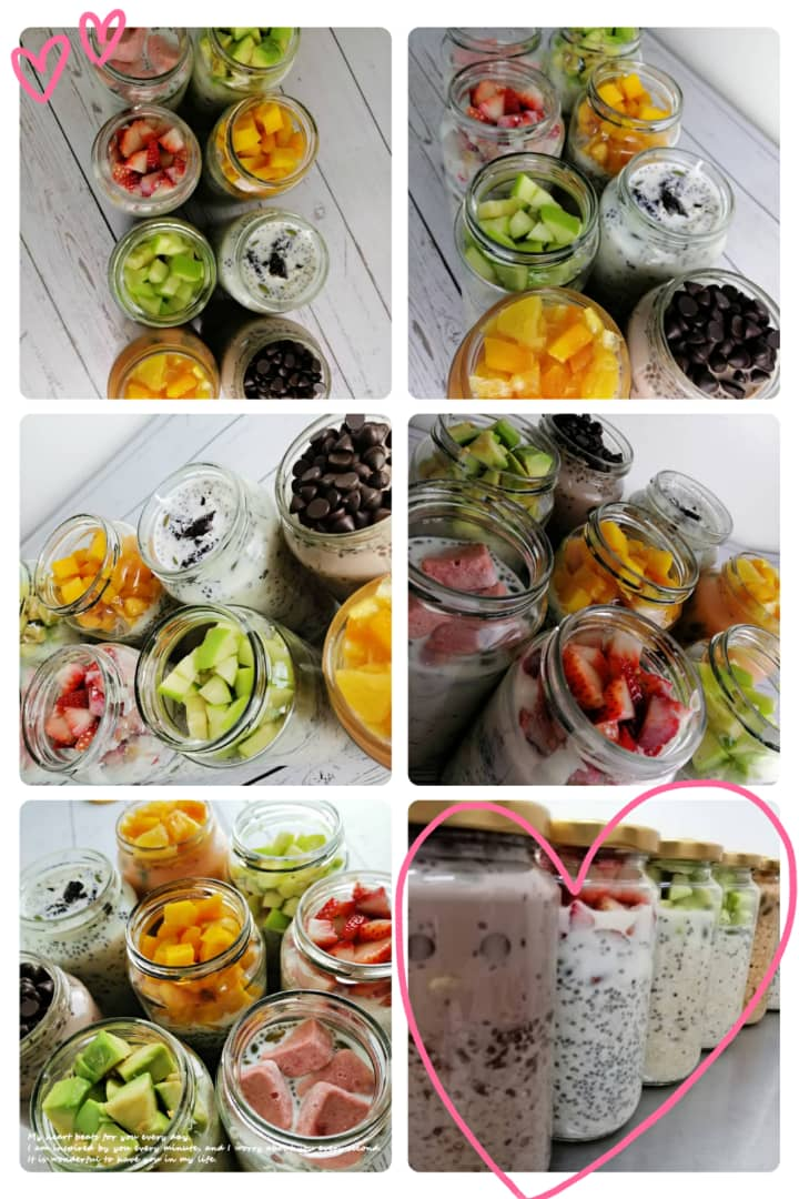 special overnight oats