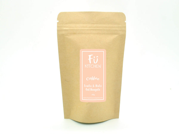 Granola Oat-Nougat With Coffee & Walnuts (60g)