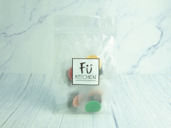 fu kitchen ginger and molasses mixed pack
