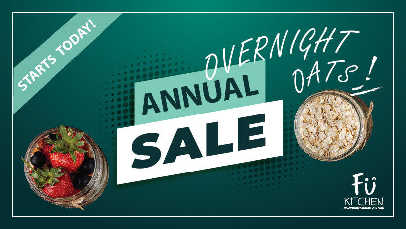 Overnight oats annual