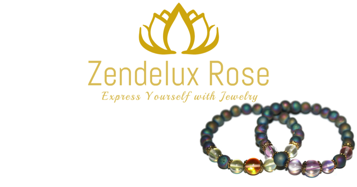 Luxury Handmade Bracelets and Jewelry by Zendelux Rose