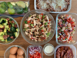 Meal Prep Plan: How I Prep a Week of Easy Keto Meals in Just 2 Hours