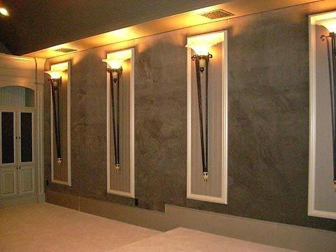 Essentials Tall Wall Sconces