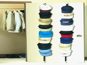 Small Spaces Baseball Cap Holder