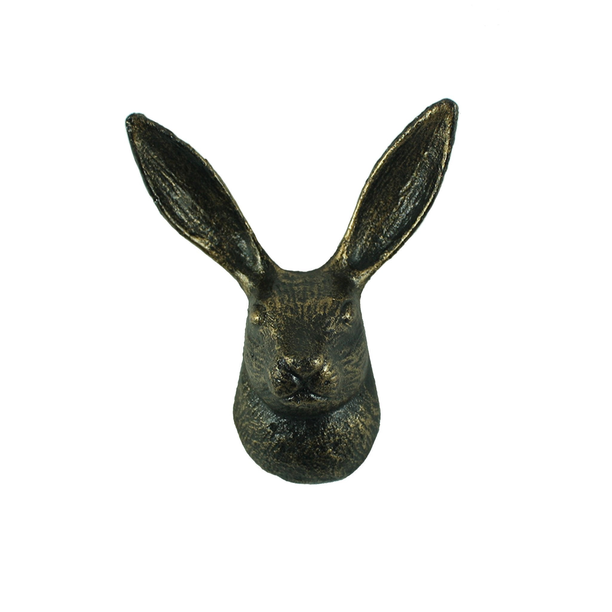 Cast Iron Hare Wall Hook