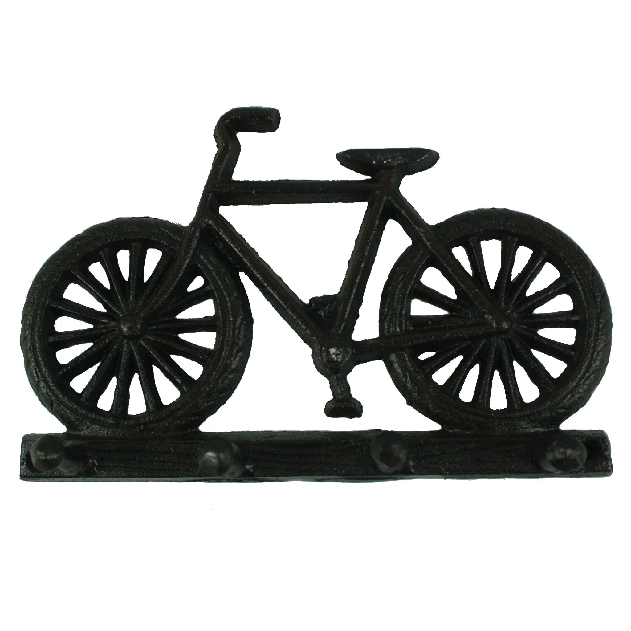 Cast Iron Bicycle Wall Hook