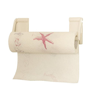 HICAT Adjustable Magnetic Paper Towel Holder No Drill Or Nails needed Can Use As Magnetic hooks
