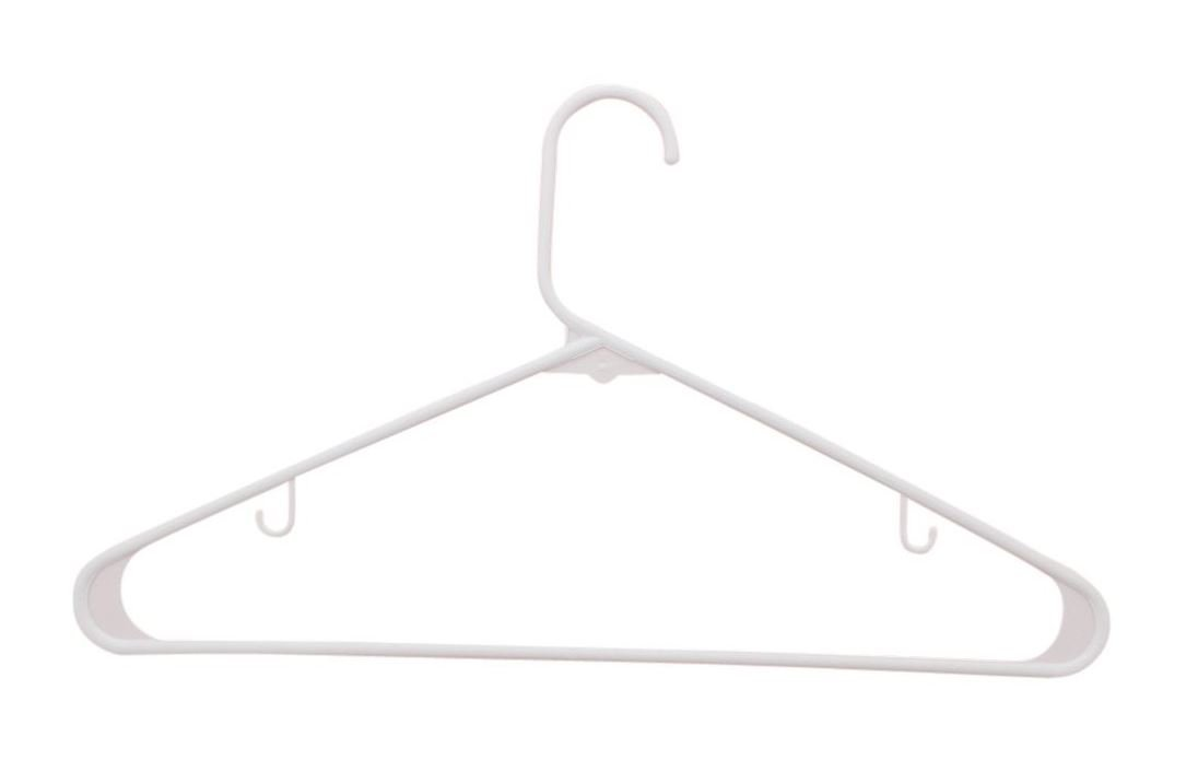 On amazon white plastic clothes hangers the best choice everyday standard suit clothe hanger target set bulk beauty closet room pack adult clothing drying rack dress form shirt coat hangers with j hooks