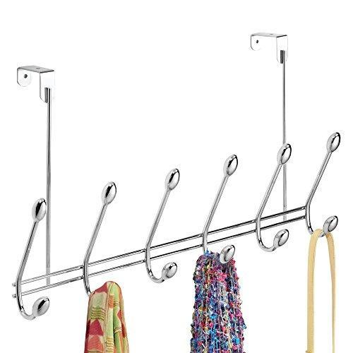 Shop here watimas over door storage rack organizer hooks for coats hats robes clothes or towels