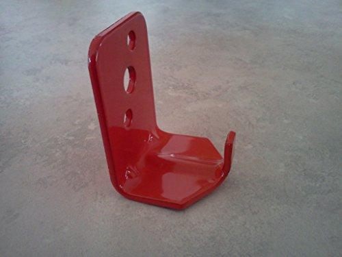 (Lot Of 1) Fire Extinguisher Bracket, Wall Hook, Mount, Hanger, Universal For 5 Lb. Extinguishers No Screws Or Washers