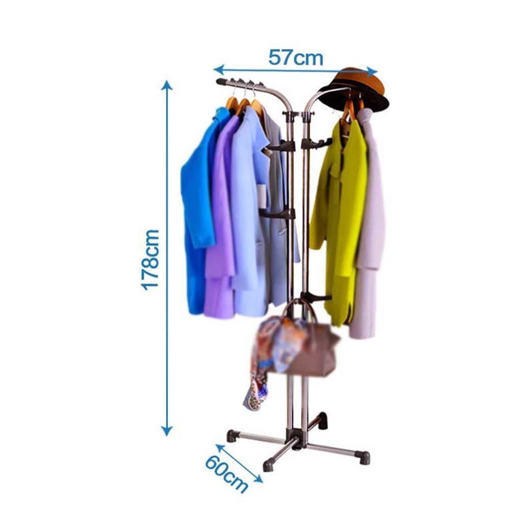 Best seller  wenbo home hangers landing bedroom hanging hat frame indoor hanger incorporated creative home stainless steel coat racks coat rack hook