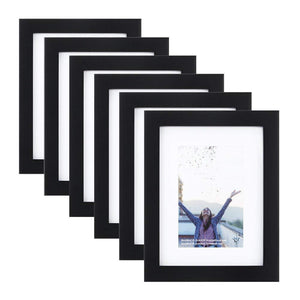 5x7 inch Picture Frame (6pk)