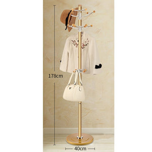 Shop for coat hat rack stainless steel simple assembly hangers landing creative racks color gold size f