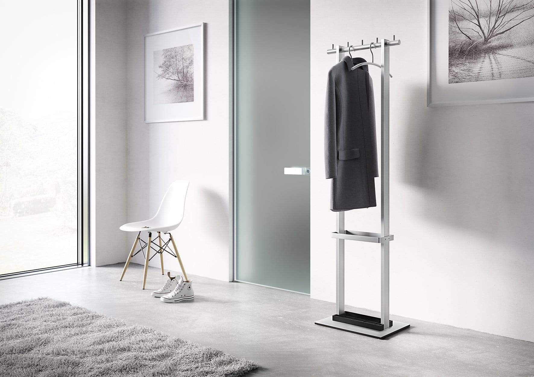 Save zack 50684 vestor coat rack 66 93 by 19 3 by 13 39