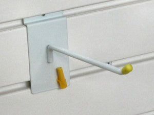 Single Garage Wall Hooks x 10