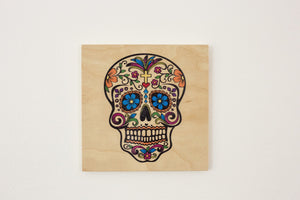 Clearance: Bright Sugar Skull