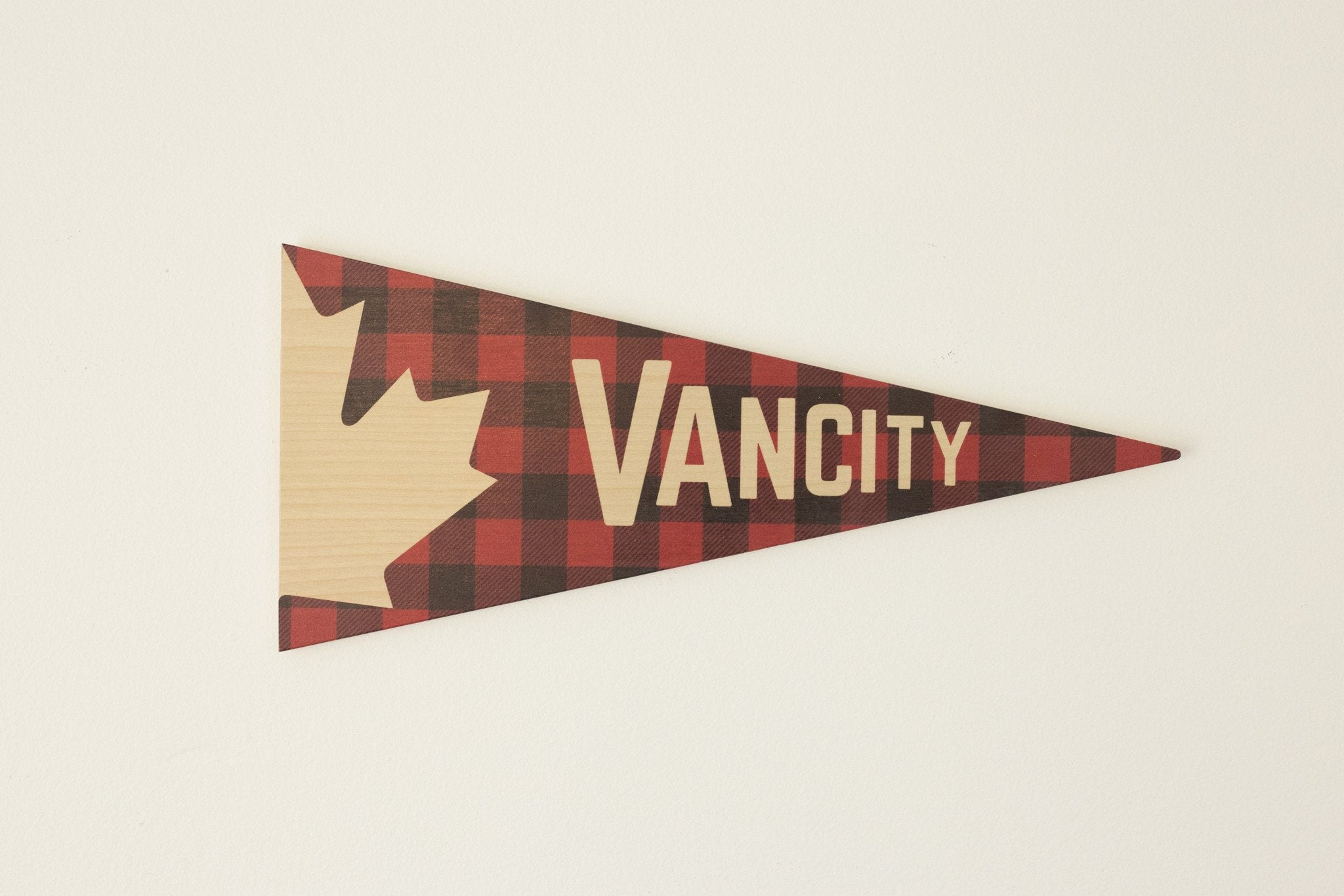 Clearance: Van City Pennant