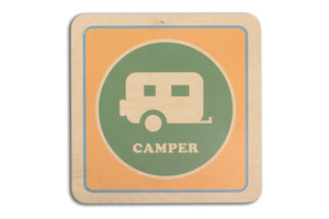 Clearance: Camp & Canoe - CAMPER (various sizes)