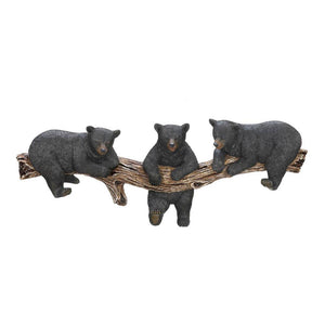 Black Bear Wall Hooks-Kitchen decor
