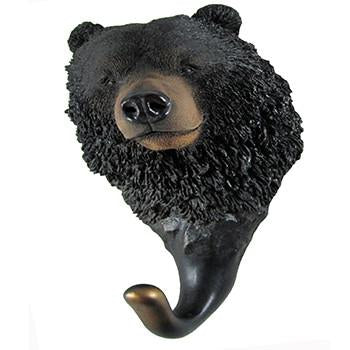 Black Bear Wall Hook