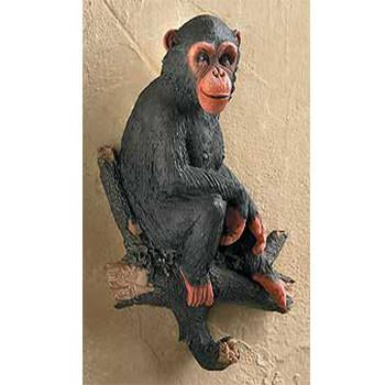 Chimpanzee Wall Hook
