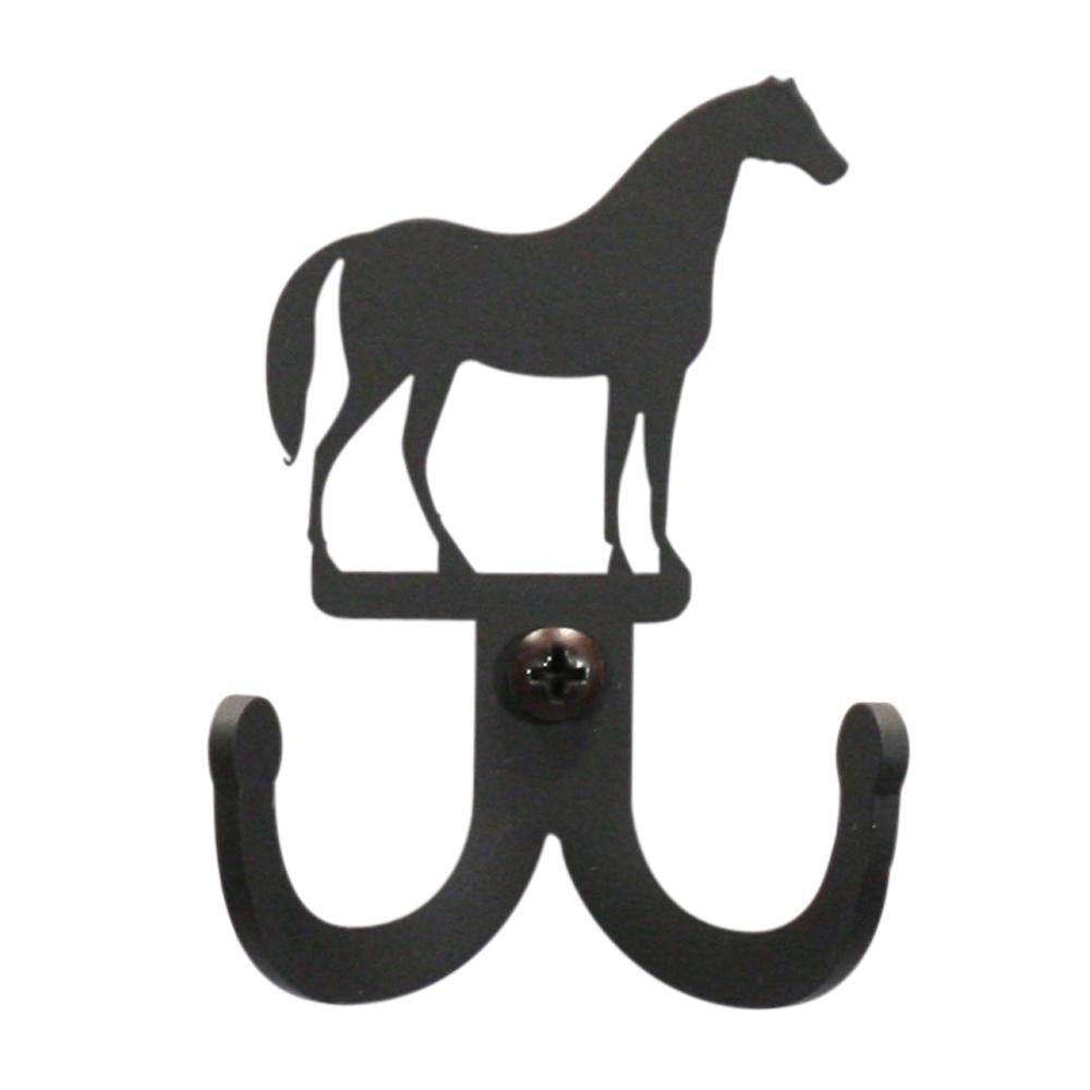 Horse - Double Wall Hook