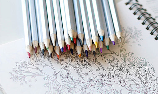 How colouring can be used as a tool to practice mindfulness