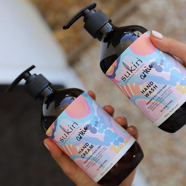 Arkie Hand Wash & Hand Cream | Gift Pack 500ml