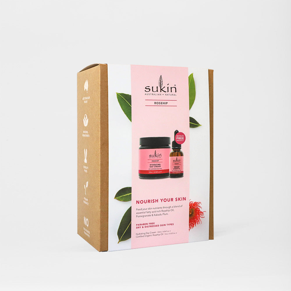 Rosehip Nourish Your Skin | Gift Pack