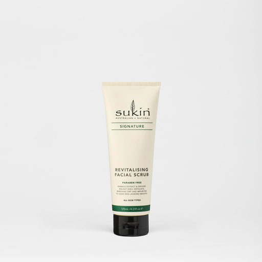 Revitalizing Facial Scrub | Signature 125ml
