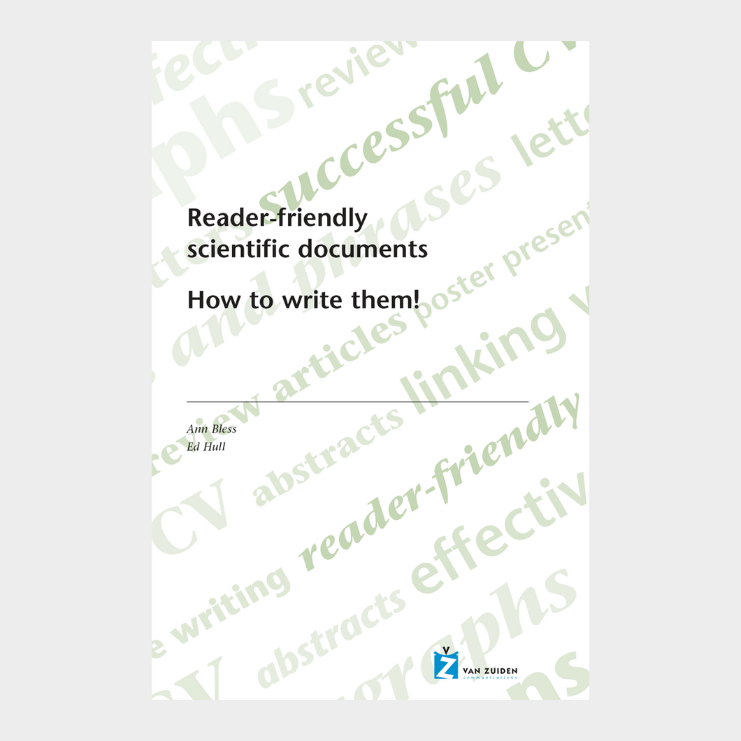 Reader-friendly scientific documents