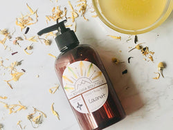 Coconut - Liquid Soap - The Bohemia Boutique - Bath and Body Products - Santa Fe, NM