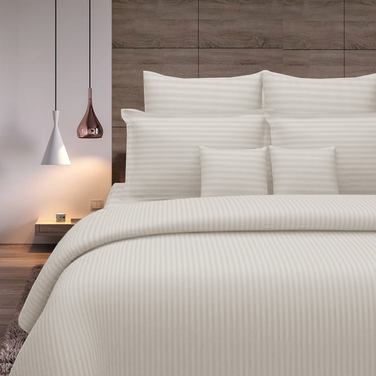 Trance Home Linen Cotton 300 TC Duvet Cover