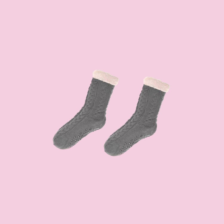 Cashmere Cushion Socks