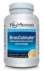 BrocColinate 60mg Extra Strength 120 (Large)