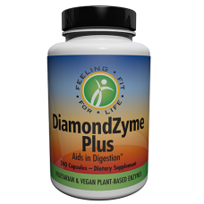 DiamondZyme Plus 90 or 240 (Powerful Digestive Support)