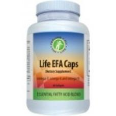 Life EFA 60 ct Omega 3,6, 9 Essential Fatty Acids
