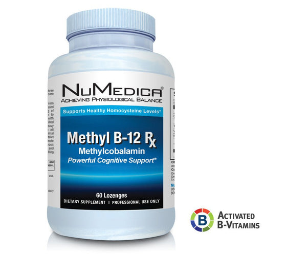 NuMedica Methyl B-12 HP - 60 ct