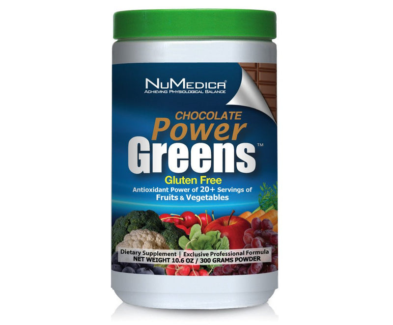 NuMedica Power Greens Chocolate- 300 g