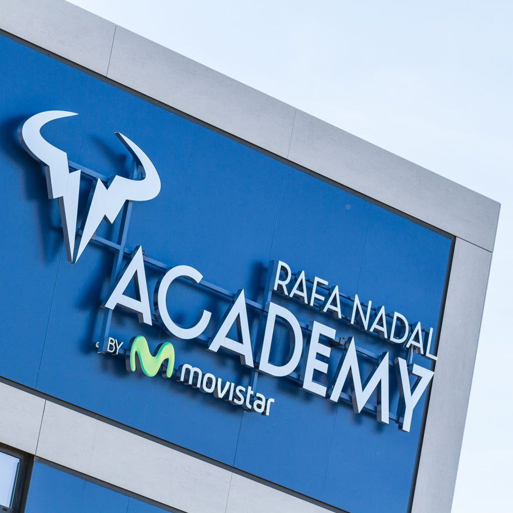 Aquilo Sports announces new partnership with the Rafa Nadal Academy by MoviStar