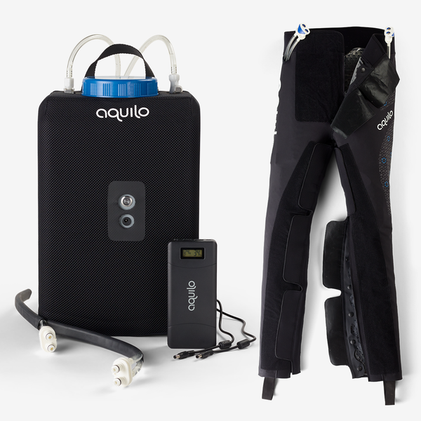 2nd Generation Aquilo Recovery System - Aquilo