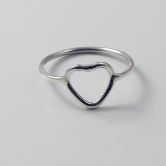 Belle Heart Ring