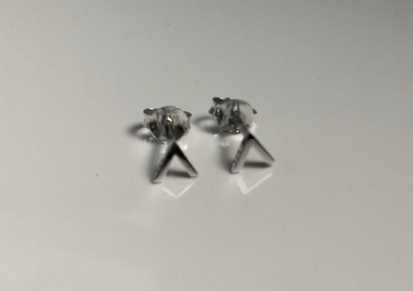 Avril Triangle Earrings