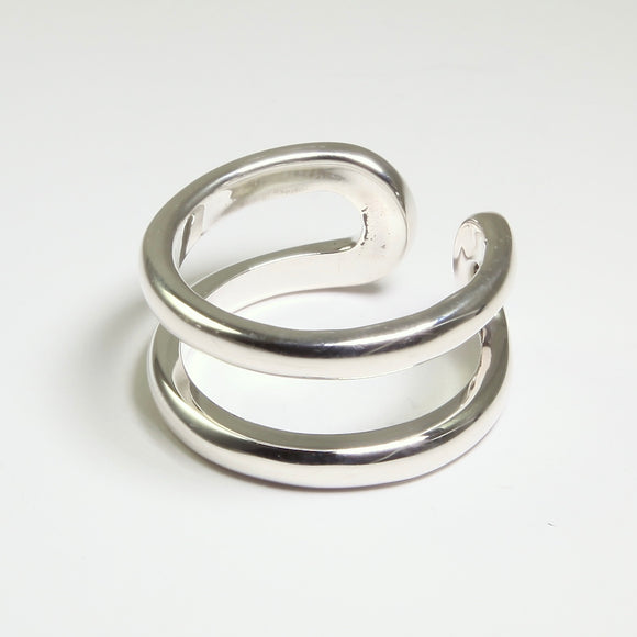 Erin Double Thread Band Ring