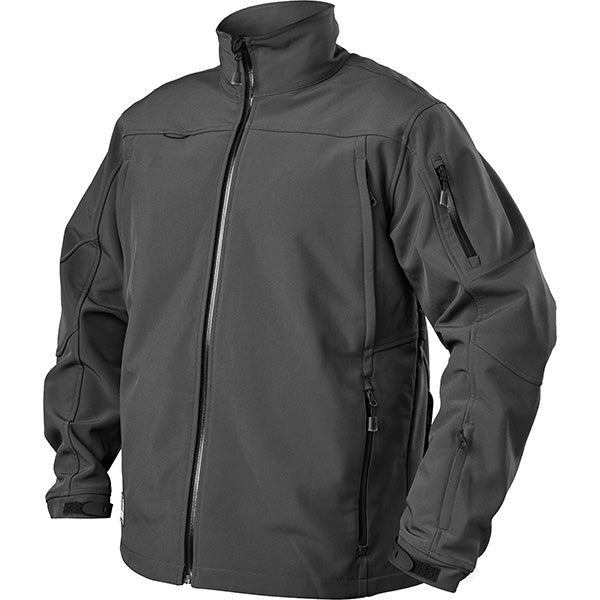 Blackhawk Tac Life Softshell Jacket Black X-Large - A-Kuma Tactical