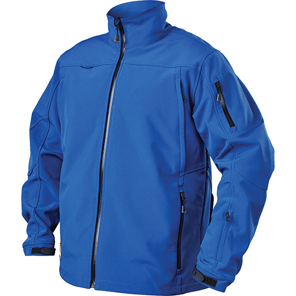 Blackhawk Tac Life Softshell Jacket Admiral Blue Small - A-Kuma Tactical